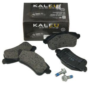 KALE Bremsbackenset Bremsanlage Hinterachse für RENAULT TALISMAN - 440608235R