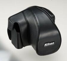 Nikon Semi Soft Case CF-DC6 Black for Single-Lens Reflex Camera Df NEW Japan