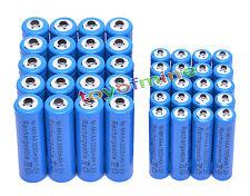 Batería recargable 20XAA3000mAh + 20X AAA 1800mAh 1.2VNi-MH Azul