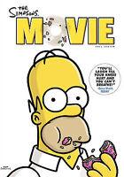 The Simpsons Movie DVD David Silverman(DIR) 2007