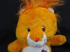 Cousin CARE BEAR COUSINS BRAVEHEART LION HEART CROWN PLUSH STUFFED ANIMAL Toy