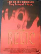 The Relic (1997) VERSION 2 MOVIE POSTER