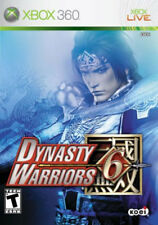 Dynasty Warriors 6 Xbox 360 New Xbox 360