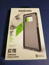 BodyGuardz - Ace Pro Case for Samsung Galaxy Note9 (Black)