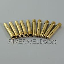 "10PCS Collets 2.0mm 5/64"" for QQ150A TIG Welding Torch Parts Consumables"