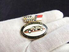 NASCAR North Carolina Dale Earnhardt Tribute Pin 1951-2001