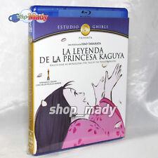 La Leyenda de la Princesa Kaguya - Blu-ray en ESPAÑOL LATINO Region A