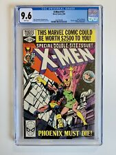 Uncanny X-Men #137 CGC 9.6, Death of Phoenix, 1980