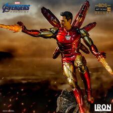 Lxxx Avengers Endgame Iron Man Mark 85 Deluxe Version Iron studios Marvel