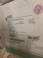 """US Motors 4960 5.6"""" ODPAO PSC Condenser Fan Motor (NEW)"""