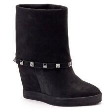Jennifer Lopez Women's Studded Hidden Wedge Ankle Booties Sz 8MED NIB $100.00