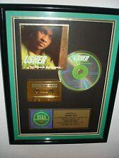 USHER YOU MAKE WE WANNA RIAA GOLD SALES AWARD