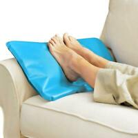 CHILLOW Cooling Insert Pad Mat Aid Sleeping Therapy Relax Ice Stress 2019 P F9U7