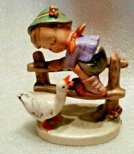"Vintage Hummel ""Barnyard Hero"" Goebel W. Germany 195 2/0 - 4"" Tall"