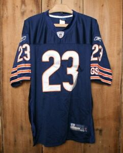 REEBOK On Field Chicago Bears Devin Hester #23 Stitched Football Jersey Sz. 48