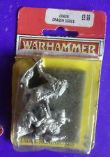 Chaos Dragon ogro citadel GW Games Workshop Games Workshop ogros metal blister