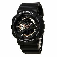 New Casio G-Shock GA-110RG-1A Black/Bronze Men's Watch