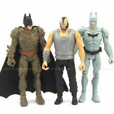 Lot 3 DC Comics Batman bane The Dark Knight Rises Master 4''figures Toys FW245