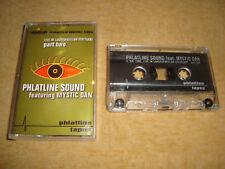 PHLATLINE SOUND ft. MYSTIC DAN - Live Im Landespavillion Stuttgart Part 2 (Tape)