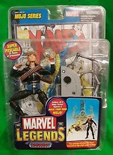 MARVEL LEGENDS MOJO SERIES LONGSHOT FIGURE