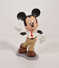 "3"" Mickey Mouse Tie & Khaki Pants PVC Action Figure Disney Clubhouse"