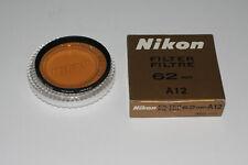 NIKON 62mm 85 (A12) FILTER