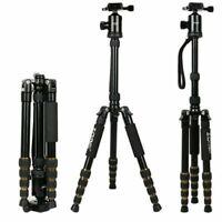 ZOMEI Z669 Professional Aluminium Tripod Monopod Travel for Canon Nikon Camera