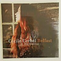CECILE CORBEL : BELFAST ♦ X-RARE FRENCH CD PROMO ♦