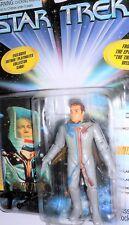 Star Trek CAPTAIN JAMES T KIRK wiliam shatner environmental space suit moc