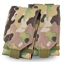 Tactical Military Molle Cell Phone Pouch Case Belt Bag For Smartphone D