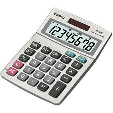 CALCULATOR;8-DIGIT SOLAR