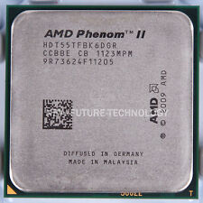 AMD Phenom II X6 1055T 125W 2.8 GHz 6MB HDT55TFBK6DGR Socket AM3 CPU 100% tested