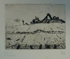 LOOS EN GOHELLE - LENS - 1916 - IM GRABENSPIEGEL - 1WK - FRANCE FRANKREICH