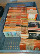Literal Classics selection of 60 Penguin Paper backs dating from 1940`s.