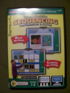 Lakeshore Interactive Whiteboard Software Fiction & Nonfiction Sequencing Compre