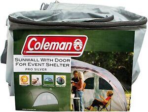 Coleman Event Shelter Pro Zubehör 4,50 m Seitenteil mit Tür grün