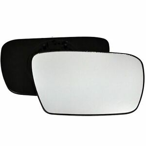 Wing door Mirror Glass Driver side for Jeep Grand Cherokee 2005-2009 Heated