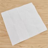 14ct Weiß Sticken Zählstoff Bestickt Kreuzstich Tuch 25x25cm Neu DIY Nähen Stoff