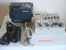 "Panasonic AK-HC900P studio/POV HD 2/3"" camera with AK-HRP900P controller"