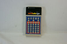 Mr Challenger Texas Instruments Vintage Handheld Electronic Game 1979 Worn As Is