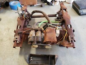 GM Power Bucket Seat Track Assembly 1966 1972 B Body Riviera Impala Wildcat 2+2