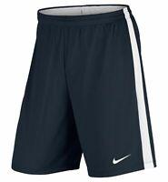 Nike  Men's Dry Academy Soccer Shorts Deep Navy Blue 2XL ()