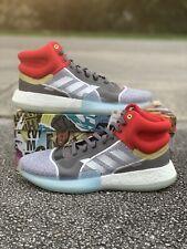 manguera el viento es fuerte pronóstico  Marvel adidas Marquee Boost Thor EF2258 Store List | SneakerNews.com