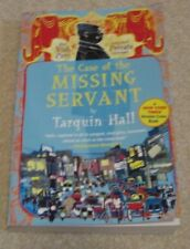 THE CASE OF THE MISSING SERVANT-Tarquin Hall-Vish Puri-Papaeback-2010