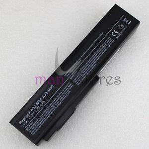 Battery for ASUS A32-N61 A32-X64 A32-M50 A33-M50 X55 G50 L50 L50Vn N61J