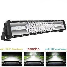Autofeel 16 INCH Tri Row 1008W Super  LED Light Bar 6000K Combo Beam  SUV ATV