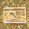 Vitamine Omega 3+6+9 Flaxseed Oil 1000mg 60 Capsules - Emballé