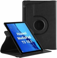 """For Huawei MediaPad T5 Case Stand Cover 360 ° Rotating (10.1"""")"""