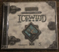 """""""FORGOTTEN REALMS ICEWIND DALE"""" Game  PC Complete Game 2 Disc Se Free Shipping"""