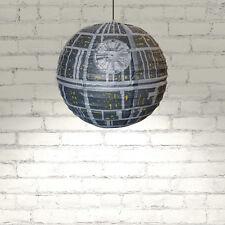 Star Wars Todesstern 3D Lampenschirm Death Star Epidsode VII StarWars